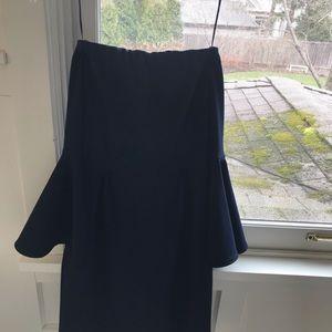 Trunk Turk blue dress